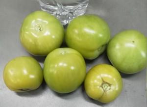 11月20日収穫トマト